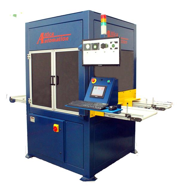 AV-R100 Fuel Nut Inspection Machine