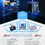 AV-B100 Inspection Machine Ad