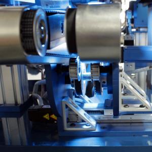 AV-B100 Fastener Inspection Machine Split Belt