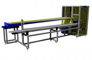 AP-C200 Packaging Conveyor